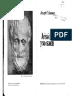 Aristoteles y su Escuela