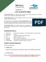 ALCALIGENO MQT