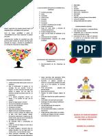 Protocolo de Riesgo Publico
