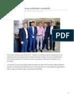 27-06-2019 Inversiones en Sonora continúan creciendo -Canal Sonora.