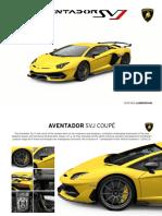 Aventador SVJ Coupé - !! 4720GF 0