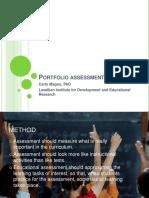 portfolioassessment-140630120859-phpapp02