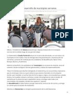 27-06-2019 Impulsa Sonora Desarrollo de Municipios Serranos - Sdp Noticias