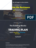 How to Develop Trading Plan Like a Pro
