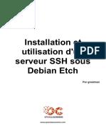 installation-et-utilisation-d-un-serveur-ssh-sous-debian-etch.pdf