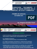 Presentacion Trampa de Grasas PDVSA - ASOGAME Octubre 2016 11 Octubre