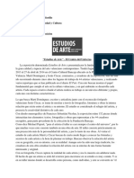 Estudios de Arte - Exposicion