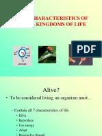 Kingdoms Powerpoint 2011