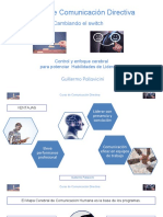 Descriptor Curso de Comunicación Directiva