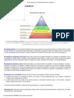 Tareas de Administración_ Pirámide de Maslow y Ejemplos