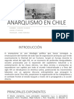 Anarquismo en Chile
