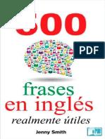 500 frases en inglés realmente útiles - Jenny Smith
