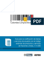 Guía para la codificación de bienes y servicios de acuerdo con el código estándar de productos y servicios de Naciones Unidas.pdf