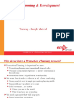 Promotions Planning and Development Course Sample Materials v1 Ssd 101310_1
