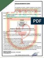 Cartilha Informativa LQFEx
