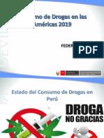Consumo de Drogas en Las Americas
