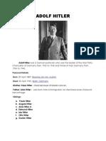 ADOLF HITLER a simple biography.docx