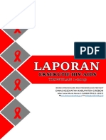 Cover Laporan Hiv