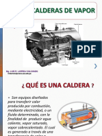 Calderas TEORIA
