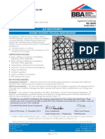 BBA Certificate 08-4609 ACEGrid Geogrids for Basal Reinforcement (BBA, Third Issue, Nov 2013)