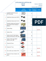 Catálogo Bitt Electronics Julio