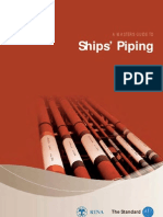 Ship Piping Systems