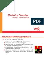 Marketing Planning Course Sample Materials v1 Ssd 100410 Ppt