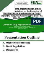FDA Circular No. 2015-002