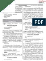 RESOLUCION N° 52-2019-CONADISPRE