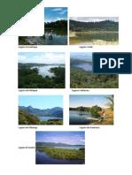 Lagunas de El Salvador