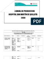 Manual de Producción Hospital