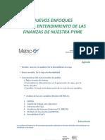Oscar Leon Garcia presentación resumen indicadores financieros