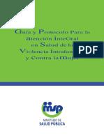 PROTOCOLO DE VIOLENCIA