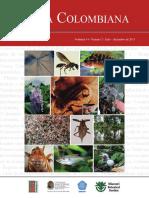 Listado de Especies Endemicas de Colombia