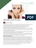 Aprende a Leer El Rostro - Edith López - Medium