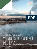 Brochure Completo Valvulas