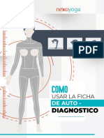Ficha de auto diagnostico
