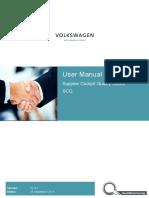Manual Quality Status User Manual V200