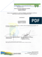 Acuerdo 005 Marzo 05 2019