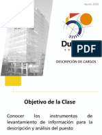Clase N°4, Instrumentos