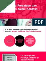 PPT Materi Dinamika Persatuan Dan Kesatuan Bangsa s