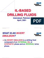 Pakistan Oil-based Fluids Presentation