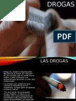 Drogas  presentacion