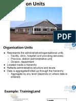 0403 - Organisation Units Presentation