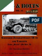 [Armor] [Nuts & Bolts 012] - SdKfz 9 Schwerer Zugkraftwagen 18