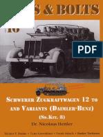 [Armor] [Nuts & Bolts 016] - Schwerer Zugkraftwagen 12 to and Variants ( Sd.Kfz. 8 )x.pdf
