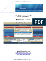 TMSA Manager Instruction Manual v3.00 b2.03