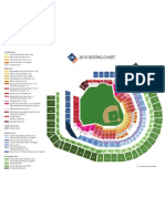 2010 Citi Field Seating Chart