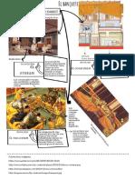 infografía banquete A3