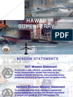 Hawaii Superferry Presentation